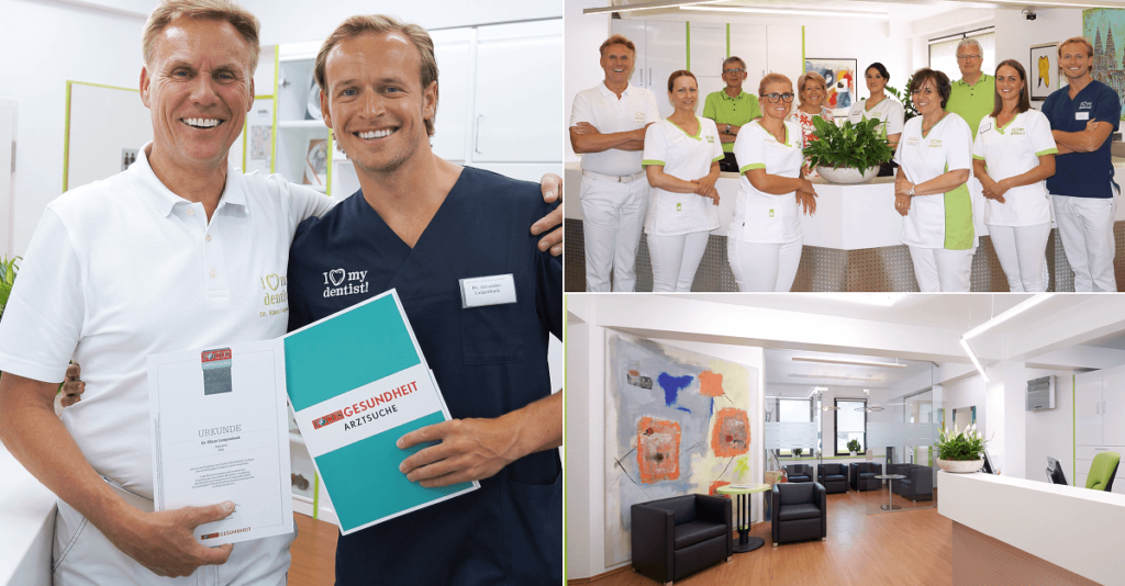 Auszeichnung Empfohlener Zahnarzt Koeln Focus Gesundheit Zahnarzt Köln