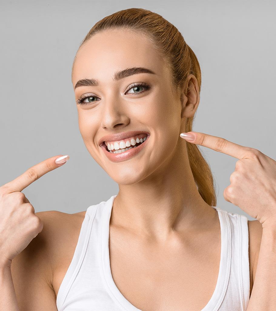 Zahnerhaltung Zahnreinigung